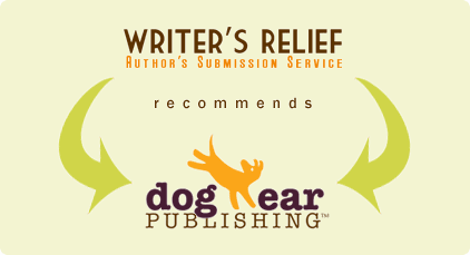 Writer's Relief Author's Submission Service recommends Dog Ear Publishing