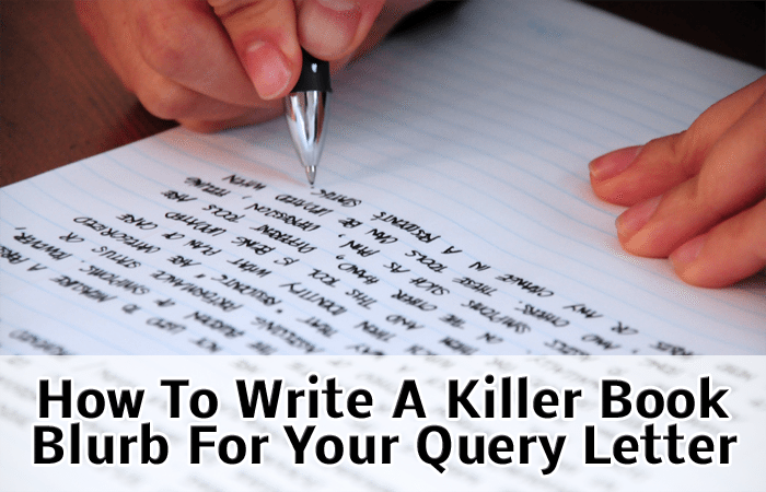 How to Write a Blurb for a Self-published Book