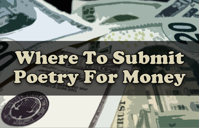 Money For Poetry