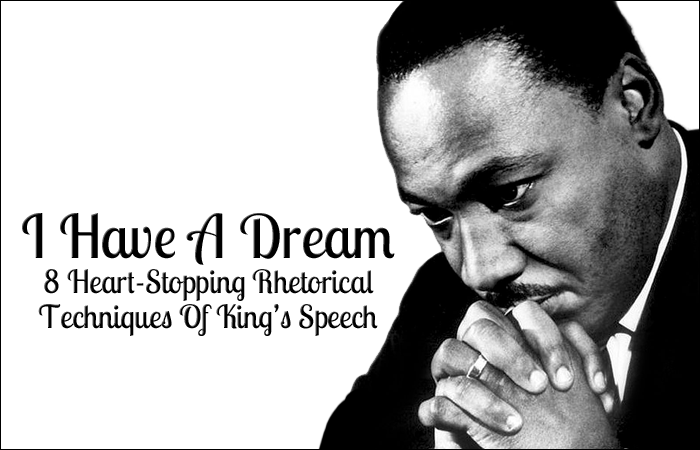 a rhetorical analysis of dr martin luther kings speech i have a dream Martin luther king's i have a dream speech was  i have a dream' speech – a critical analysis  dr martin luther king jr's 'i have a.