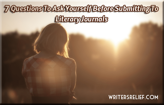 submitting to literary journals