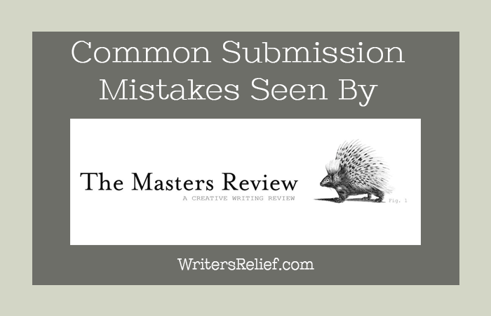 Common Submission Mistakes