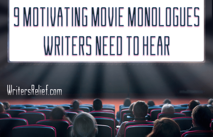 Movie Monologues