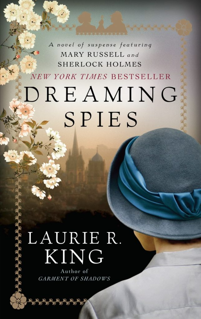Dreaming Spies cover