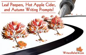 LeafPeepersHotCider_AutumnWritingPrompts_Featured