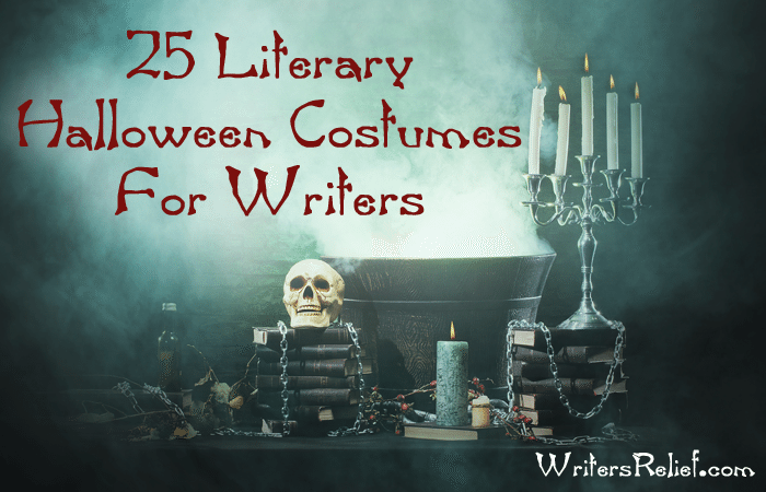 25 Literary Halloween Costumes For Writers - Writer's Relief, Inc.