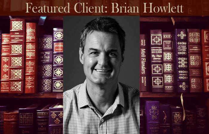 featured client Brian Howlett