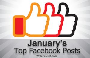 Top Facebook Posts January FI copy