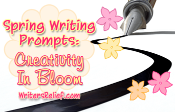 springwritingprompts FEATURED