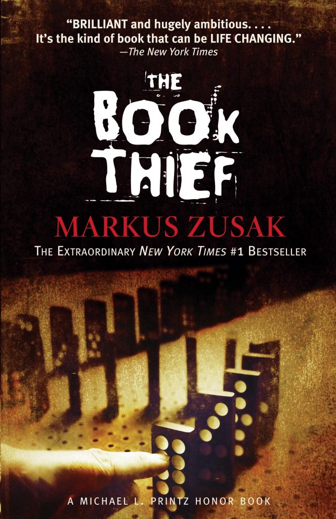book thief death narrator essay Use the petal structure to help you remain analytical mark zusak reveals the concept of changing perspectives in his book 'the book thief' through how he has personi ed death as the narrator.