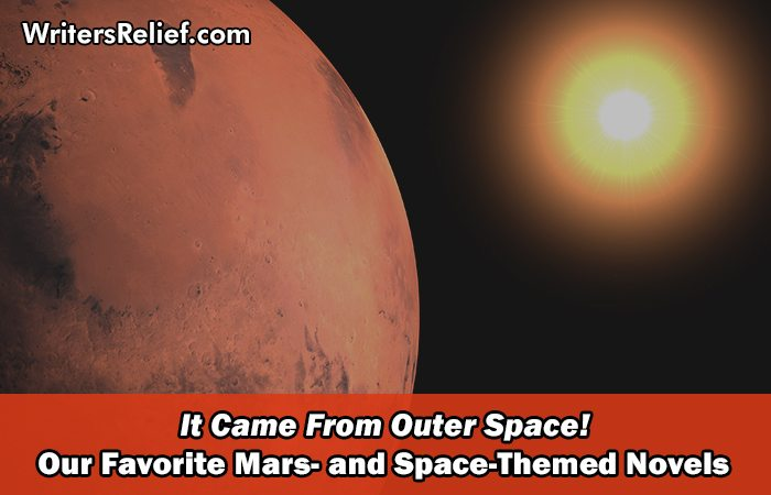 It came from outer space our favorite mars and space for The thing that came from outer space