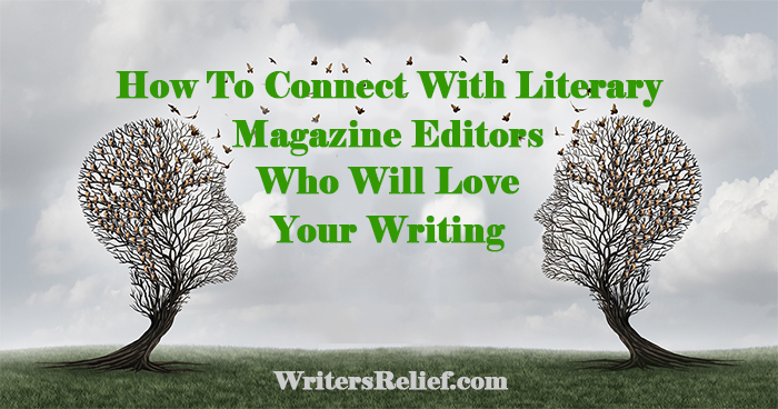 Literary Journals And Magazines - Writer's Relief, Inc