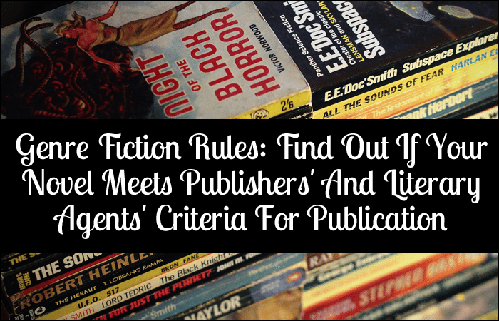 Genre Fiction Rules