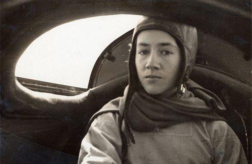 Ann Morrow Lindbergh