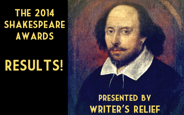 2014 Shakespeare Awards