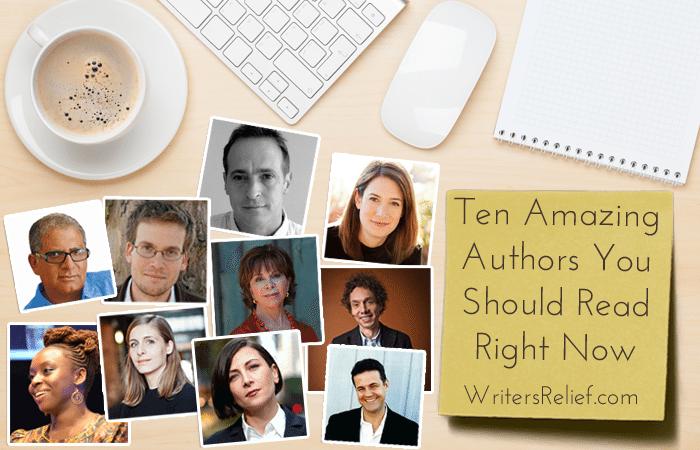 authors you should read