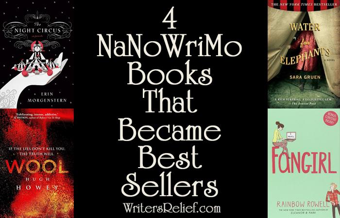 NaNoWriMo Books