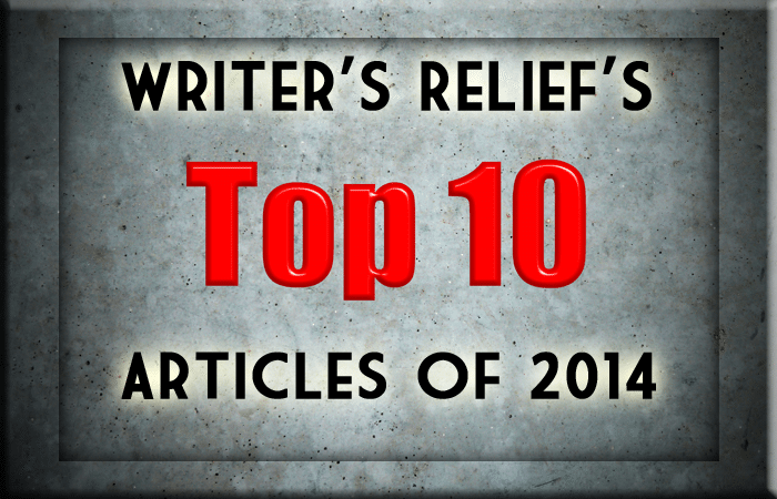 Writer's Relief articles