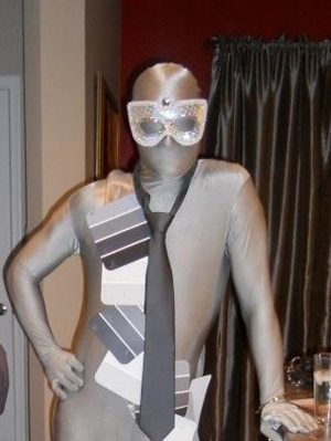Costume FIFTY SHADES OF GREY