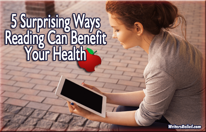 5 Surprising Ways Reading Can Benefit Your Health