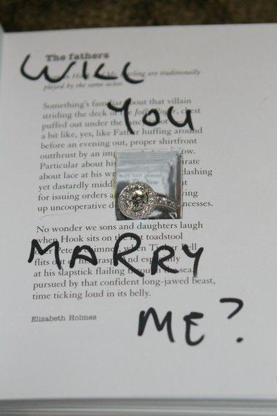 MarryMeBook