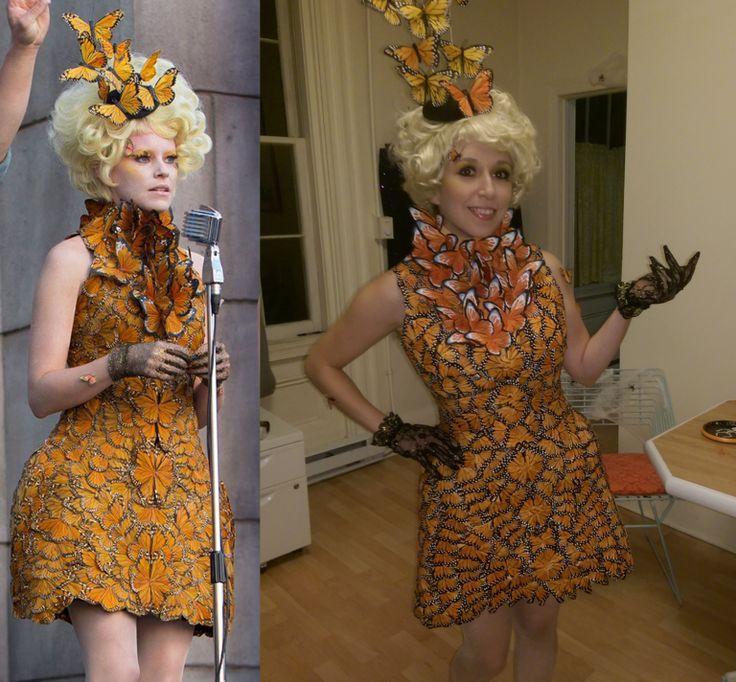 Effie Trinket Butterflies