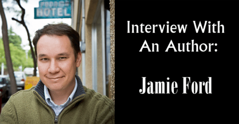 Interview With An Author: Jamie Ford