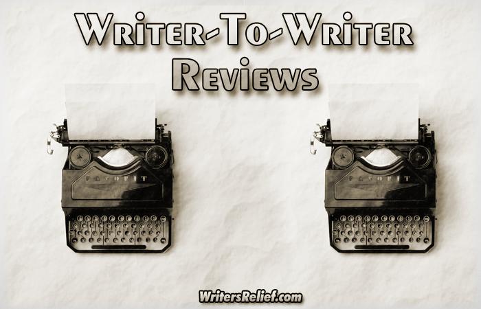 Writer To Writer Reviews