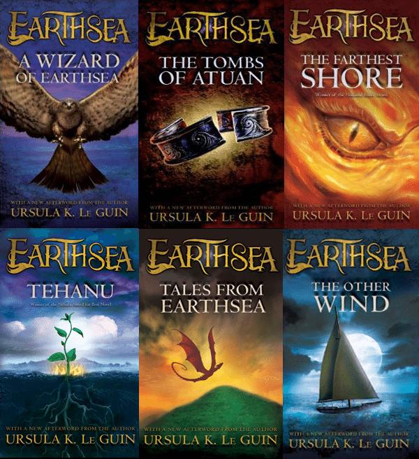 Eartchsea Cycle series