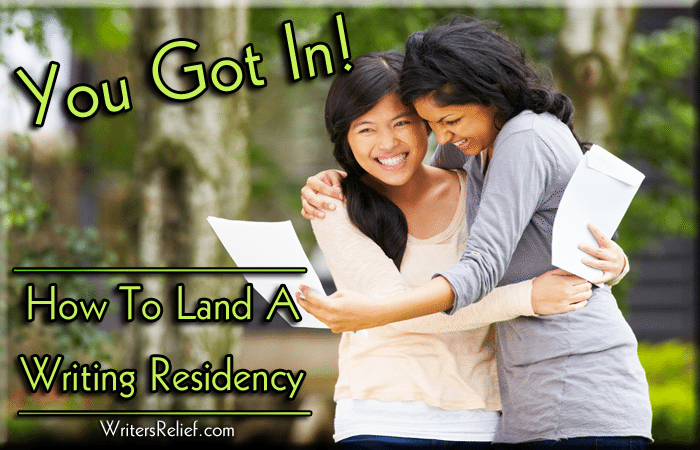 Writing Residency
