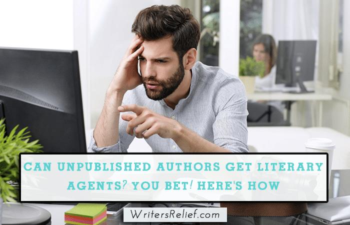 get literary agents