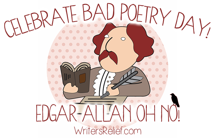 Bad Poetry Day