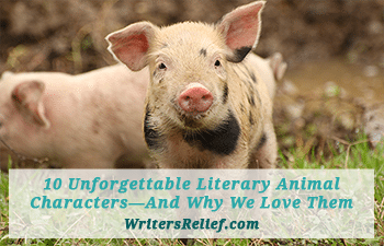 10 Unforgettable Literary Animal Characters—And Why We Love Them