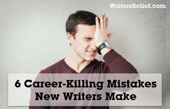 Mistakes New Writers Make