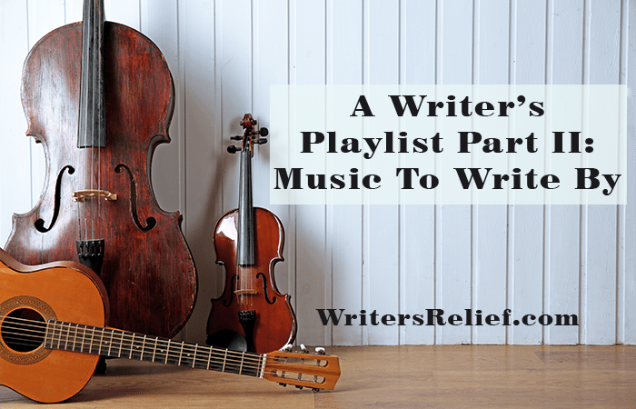 music to write by