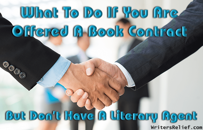 book contract