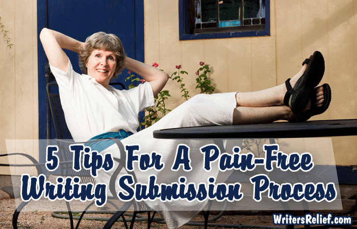 Writing Submission Process