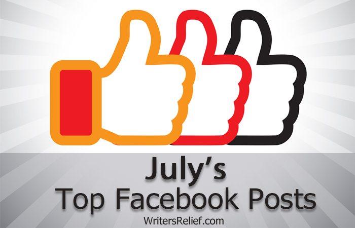 Top Facebook Posts July