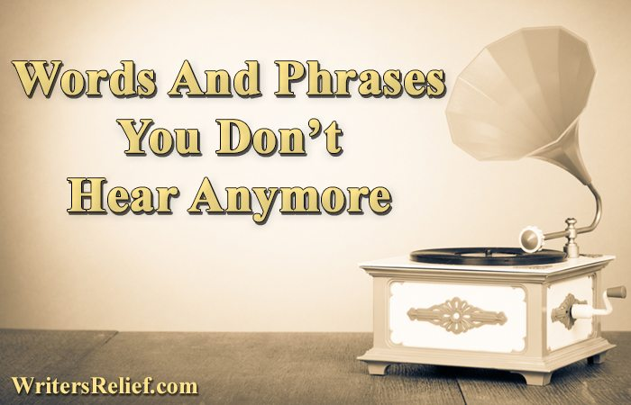 WORDS AND PHRASES