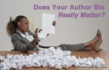Does Your Author Bio Really Matter?