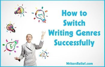 How To Switch Writing Genres Successfully!