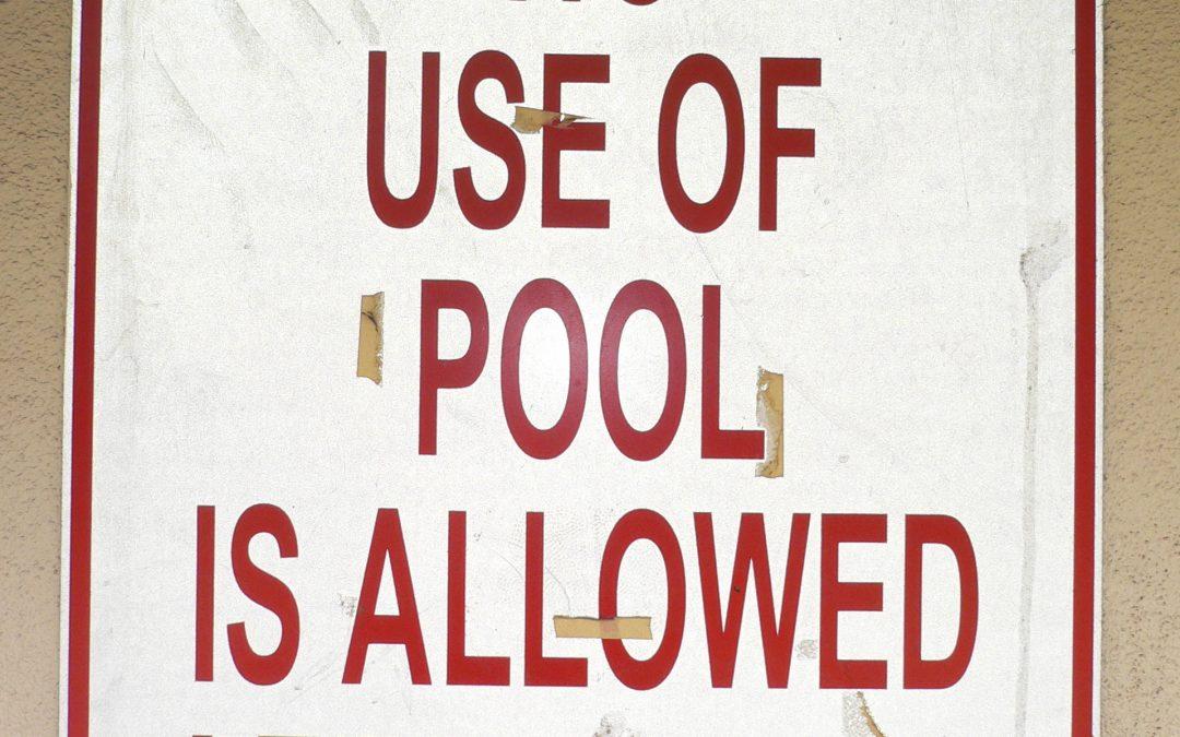 ProofNEEDing: Using the pool after dark.