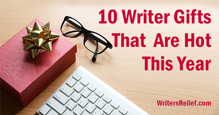 10 Writer Gifts That Are Hot This Year