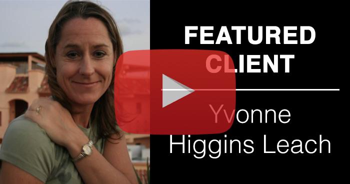 Featured Client: Yvonne Leach