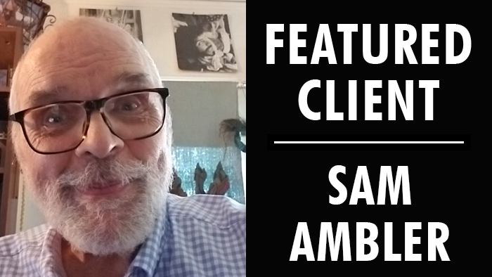 Featured Client: Sam Ambler | Writer's Relief