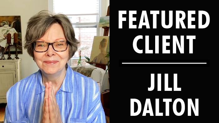 Featured Client: Jill Dalton | Writer's Relief